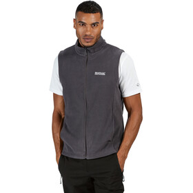 Regatta Tobias II Bodywarmer Vest Heren, iron/black